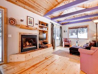 Meticulously updated Meyers cabin with Tahoe charm & comfort-bring your dog! - World vacation rentals