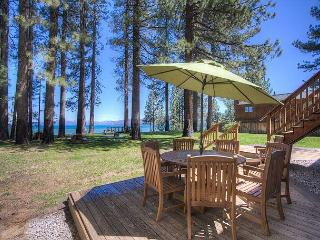 Lakefront, Expansive Views, Prvt Beach, Close to Skiing, Prime Location - South Lake Tahoe vacation rentals