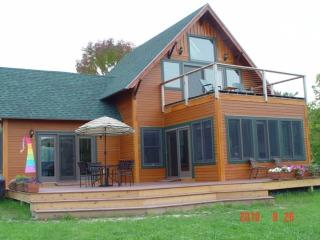 Breathtaking New Lake Champlain Beach,Ski Escape! - Addison vacation rentals