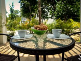 Rejuvenate - TAO Inspired Garden Condo - Akumal vacation rentals