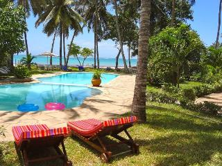 Stunning place on the beach Cheapest!!! A location - Diani vacation rentals