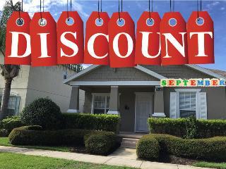 Disney House - 4 R Pool & Spa - Reunion vacation rentals