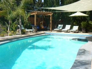 Private guest house  w. view and heated pool - Los Angeles vacation rentals