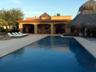 Private Beachfront Casita! New Spa! Heated Pool... - La Paz vacation rentals
