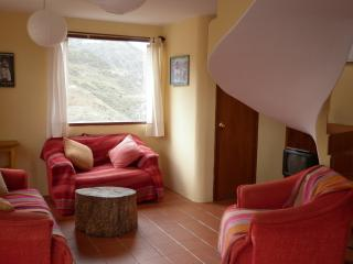 The Green House - Mountain Lodge stunning views - La Paz vacation rentals