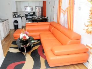 Gorgeous 4bedroom Duplex With All Amenities - New York City vacation rentals