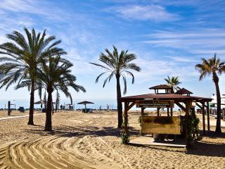 Marbella first line beach with sea view - Marbella vacation rentals
