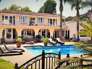 BellaVista Acre Estate,Mountain top & CityViews - Beverly Hills vacation rentals