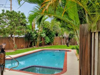 3/2 Waterfront Home Private Heated Pool & Hot Tub - Fort Lauderdale vacation rentals