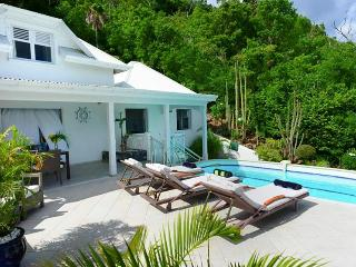 Mahogany at Flamands, St. Barth - Ocean View, Walk To Beach, Private - Colombier vacation rentals