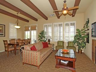Upstairs Two Bedroom Legacy Villa with a Private Balcony Close to the Pool! - La Quinta vacation rentals