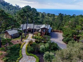 3707 Corona - Private 16 Acre Estate with Ocean Views in the Carmel Highlands - Carmel vacation rentals