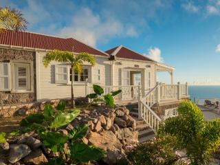 Spyglass - Saba villa with breath-taking view - Saba vacation rentals