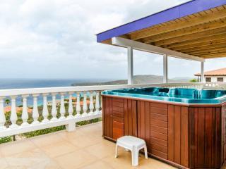 Villa Wayaka, a better sea view is impossible!! - Soto vacation rentals