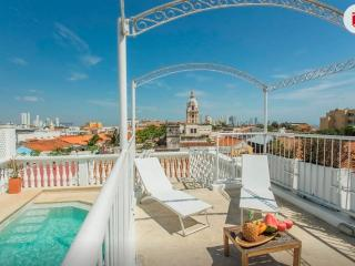Luxury House In Cartagena Old City - Cartagena vacation rentals