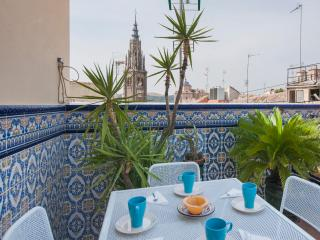 PENTHOUSE-TERAZA IMPERIAL - Toledo vacation rentals