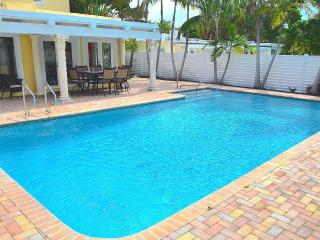 Spectacular Beach Home Heated Pool Steps to Beach! - Fort Lauderdale vacation rentals