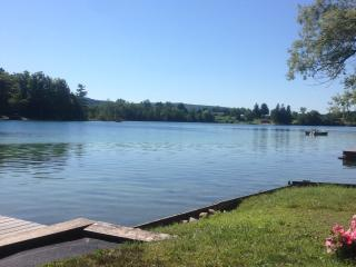Cabin on Green Lake (Doody Lane)in Tully - Tully vacation rentals