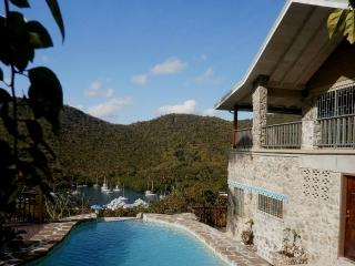 The Stone House- with Bay View - Marigot Bay vacation rentals