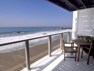 Large 3+3 Malibu Oceanfront Home on Private Beach - Malibu vacation rentals