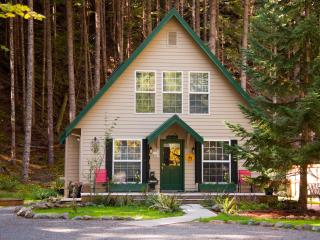 THE ELK CROSSING CHALET - Greenwater vacation rentals