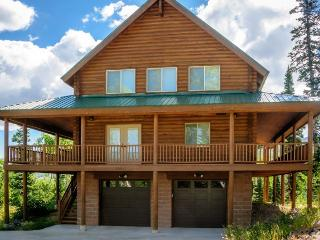 Great View from Luxury Log Cabin - Vernonia vacation rentals