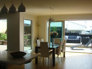 MAGIC ON MOLESWORTH - LUXURY LARGE HOLIDAY HOUSE - New Plymouth vacation rentals