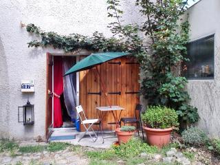 Charming, 2-story Le Chesnay house with 2 furnished terraces and garden – near Chateau de Versailles - Le Chesnay vacation rentals