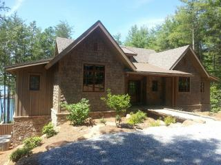 Harper House Lakefront Cabin w/ a dock - Nebo vacation rentals