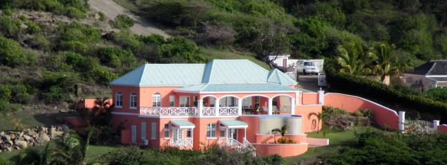 Luxury Villa Panoramic Caribbean View Turtle Beach - Image 1 - Turtle Beach - rentals