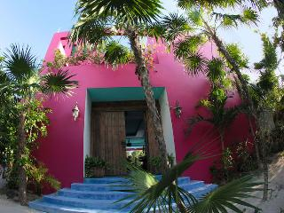 The Pink House: 3BR Fantasy World on Soliman Bay - Soliman Bay vacation rentals