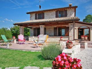 Private Villa,8 sleeps, pool, hill view, Le Marche - Cagli vacation rentals
