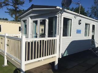 Platinum caravan hire at Haggerston Castle - Berwick upon Tweed vacation rentals