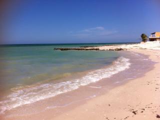Charming Beachfront House - Yucatan vacation rentals