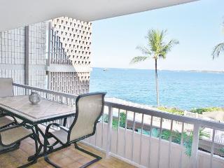 Alii Villas 228- Great Ocean View from this lovely 2 bedroom 2 bath condo. - Kohala Coast vacation rentals