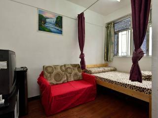 1 Bedroom at Ladies Market in Hong Kong Near MTR - Hong Kong vacation rentals