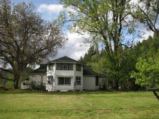 100 Year Old Farmhouse On A Vineyard - Cave Junction vacation rentals