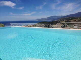 Beautiful villa with swimming pool and sea view - Bordighera vacation rentals