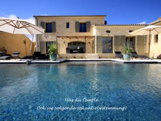 NEW Luxury house in the South, near Nimes - Garrigues-Sainte-Eulalie vacation rentals