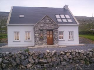 Craggy Cottage beside Fanore Beach in the Burren - Fanore vacation rentals