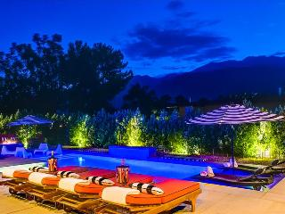 Palms at Park: 10 Bed 12 Bath New Construction Compound - Palm Springs vacation rentals