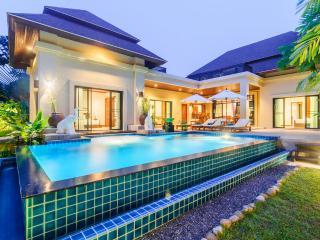 Peaceful 3-Bedroom Pool Villa/Nai Harn Baan-Bua - Nai Harn vacation rentals
