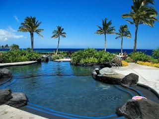 Complimentary Cleaning - LUXURIOUS 2 BEDROOM, 2 BATH CONDO - Waikoloa vacation rentals