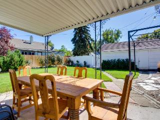 Spacious pet-friendly home w/fenced yard & central location - Boise vacation rentals