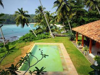 Cove House Villa with stunning surfing spot - Dikwella vacation rentals