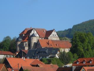 Ferienhaus Burgblick Johanniterburg - Meiningen vacation rentals