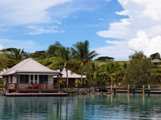 Two Bedroom Island Villa - Musket Cove Fiji - Malolo Island vacation rentals